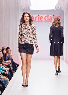 Marie Claire Fashion Days | Romani Design Fashion Days, Marie Claire, Identity, Freedom, Collection, Design, Style, Liberty, Political Freedom