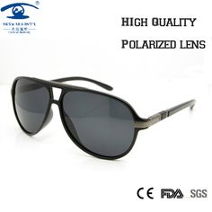 New 2016 High Quality Polarized Pilot Sunglasses Mens Outdoor Sports Sun Glasses for Men Vintage Drive oculos