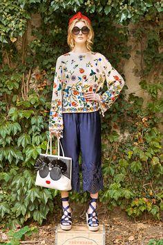 Sfilata Alice + Olivia New York - Collezioni Primavera Estate 2017 - Vogue
