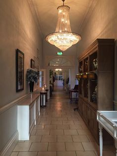 Castle Durrow, Co. Superior Hotel, Elegant Dining Room, Blue Books, Reception Areas, Guest Bedrooms, Chandeliers, Home And Family, Castle, Hotels