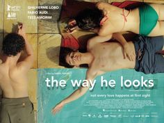 The Way He Looks written and directed by Daniel Ribeiro. Cinema Releases, The Way He Looks, Film Books, Movie Photo, No Way, Good Movies, Lgbt, Best Friends, Shit Happens