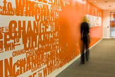 Environmental Graphics: Suite Entry by Citizen Creative