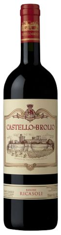 Ricasoli Castello di Brolio You can't go wrong with this one!