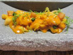 Ricard Camarena. Un menú inolvidable. http://blogs.lasprovincias.es/historiascondelantal/2015/07/11/ricard-camarena-entra-en-ebullicion/