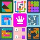 """The """"Puzzledom"""" collection currently has: ★★ Connect ★★ Connect is a simple game Puzzledom – classic puzzles all in one Mod Apk Logic Games, Logic Puzzles, Funny Games, One 7, All In One, Match 3 Games, Challenging Puzzles, Game Calls, You Draw"""