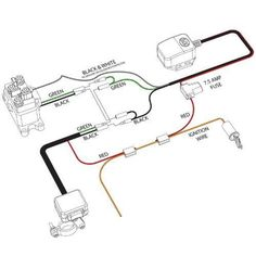 KFI-Winch-Wireless-Remote-Control-Upgrade-Kit-with-switches-contactor-amp-wiring
