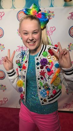 JoJo Siwa 15th Birthday Party