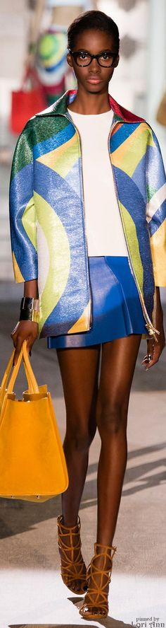 """Dsquared² Spring 2015 """"And the LORD said to Moses, """"Go to the people and consecrate them today and tomorrow. Have them wash their clothes."""" Exodus 19:10"""