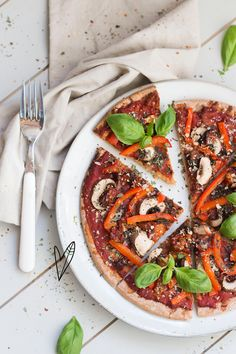 Recept: Yummie pizza | TGH Magazine