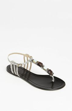 Delman 'Tracy' Sandal available at #Nordstrom