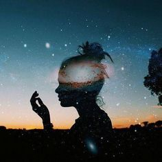 Ideas photography wallpaper silhouette for 2019 Silhouette Fotografie, Creative Photography, Art Photography, Double Exposition, Silhouette Photography, Double Exposure, Belle Photo, Wallpaper Backgrounds, Wallpapers