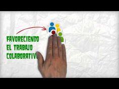 Un vídeo animado  que nos explica las ventajas del uso del ABP como un medio de hacer partícipe a nuestros alumnos del propio proceso de aprendizaje.
