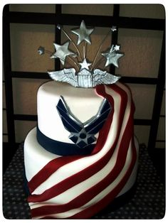 Air Force Cake. Want this for my going away party!