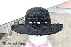 Heklet hatt