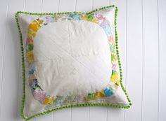 Single Girl pillow