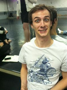 Day 2: Favorite male StarKid. Brian Holden. Derp. I have a slight obsession...