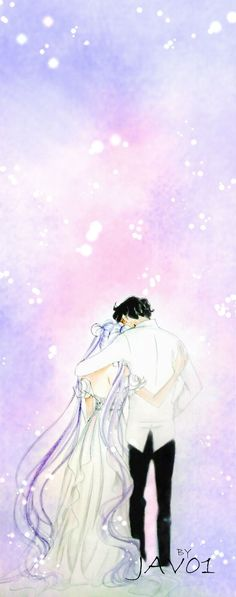 serenity and endimion - Let There Be Love by ~zelldinchit on deviantART