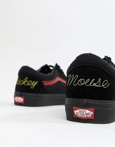 3e75ddc930 Mickey Mouse 90th Anniversary Mickey Mouse Vans