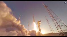 360 Degree Encapsulation & Launch of OSIRIS-REx