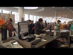 Library Flash mob