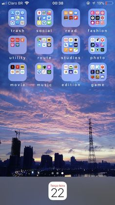 Iphone organize phone apps, iphone layout, iphone home screen layout, ph