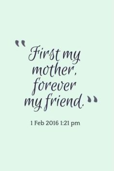 May 2020 is Mothers Day and these beautiful quotes capture the essence of a mother daughter relationship. Here are the best mother daughter quotes for Mother's Day (and every day) that show how powerful the bond is. Happy Birthday Quotes For Daughter, Mom Quotes From Daughter, Mother Daughter Relationships, For My Mom Quotes, Mother Daughters, Mother Son, Mothers Quotes To Children, Child Quotes, Family Quotes