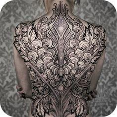 Tattoos on back Body Art Tattoos, Tribal Tattoos, Girl Tattoos, Tattoos For Guys, Tattoos For Women, Tatoos, Tattooed Women, Tattoo Art, Full Tattoo