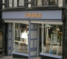 In Shrewsbury, SHROPSHIRE  near the Welsh border,  is a unique shop called Vintage Shrewsbury run by a husband and wife team, Tristan and Lucy. They specialize in modern and rustic country style home decor with the emphasis on materials & craftsmanship using old, new and reinvented