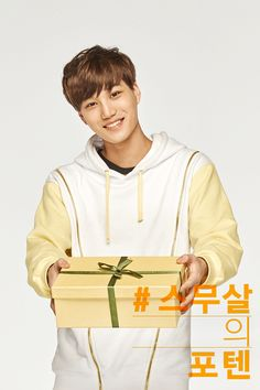 Twitter / SMTownFamily: {PROMO} 140514 Kai for Sunny10's promotional picture