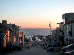 Manhattan Beach, CA... My favorite West Coast stop