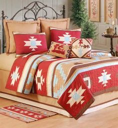 1000 Images About Southwest Quilts On Pinterest