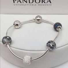 0cb35e109 Pandora Essence Bracelet 7.5
