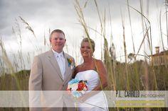 Cheryl + Michael = A Pass-A-Grille Beach Wedding • St. Petersburg Wedding Photographer