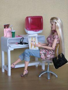 Hollywood Nails Barbie, 1999, Inger K. recuerdos de la ñiñez