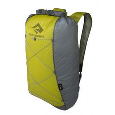 The Sea to Summit Ultra-Sil Dry Day Pack is a packable, waterproof daypack. Earn up to back in Moosejaw Reward Dollars on every order. Daisy Chain, Unisex, Hiking Backpack, Waterproof Fabric, Water Sports, Backpacking, Gym Bag, Day, Compact