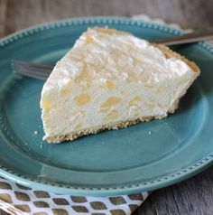 This quick and easy pineapple cheesecake recipe is perfect any time of the year. Serve it up in a jar for weddings, parties, and more.