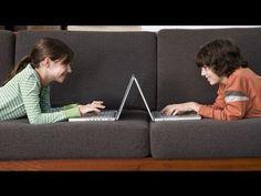 Consejos para la seguridad de los niños en redes sociales. Consejos fundamentales - YouTube. #Educación #RedesSociales #Menores