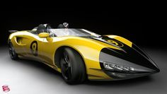 Real life Speed Racer Mach 5 - AR15.Com Archive