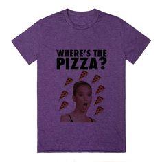 "Jennifer Lawrence ""Where'S The Pizza?"""