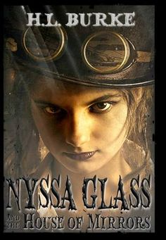Nyssa Glass and the House of Mirrors (Nyssa Glass, #1) - a fun lower YA steampunk novel about a reformed thief who gets forced into one last heist--and the abandoned house she has to break into, complete with automatons and an intelligent home security system that just might be willing to help her figure out what happened to the inventor whose house she's broken into. This is a quick, light read with a few twists and turns (and a reveal even our heroine sees coming). Four stars.