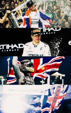 Lewis Hamilton World Champion 2014
