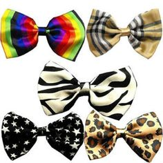 Dog Bow Ties by Mirage Pet Products®