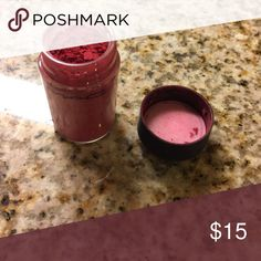 Mac pigment Mac pigment in new fixation deep bright pink Makeup Eyeshadow
