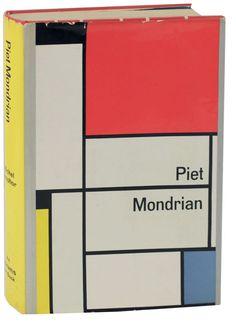 Michel Seuphor Piet Mondrian Abrams Monograph 1st Ed
