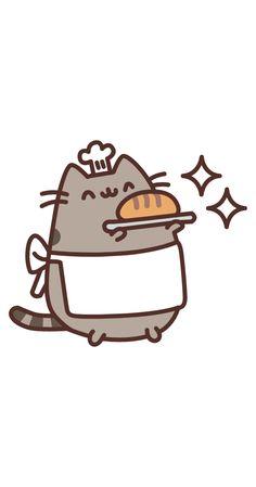 Cute Animal Drawings Kawaii, Kawaii Drawings, Disney Drawings, Cute Drawings, Cute Fall Wallpaper, Wallpaper Iphone Cute, Cute Wallpapers, Pusheen Stickers, Cute Stickers