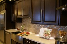 To our friends at KabCo Kitchens in Florida, job well done! We love your design in Showplace maple Espresso! Beautiful work!  Learn more about KabCo Kitchens: http://kabcokitchens.com/ Learn more about Showplace maple: http://www.showplacewood.com/WoodsFin2/woodsM.0.html