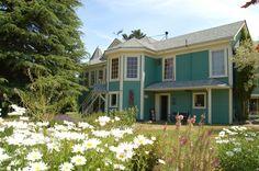 My New Home ;)  Salt Spring Centre of Yoga on Salt Spring Island, British Columbia Canada