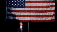 """Image copyright                  Reuters Image caption                                      Mr Trump has railed against the loss of American jobs to Mexico                                US Republican candidate Donald Trump has arrived in Mexico to meet President Enrique Pena Nieto. The trip is contentious as during his campaign Mr Trump has branded Mexican migrants """"rapists"""" and """"murderers"""", and vowed to build a wall alon"""