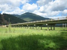 The Old Kootenay River Channel Bridge #BC