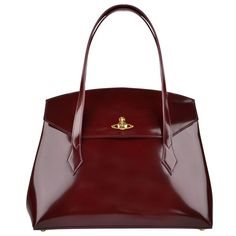 VIVIENNE WESTWOOD Monaco Large Tote found on Polyvore